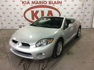 2007 Mitsubishi ECLIPSE SPYDER GS SPYDER **CONVERTIBLE, 2 SETS D
