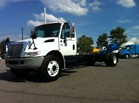 2008 International 4300 SBA DAY CAB