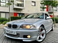 BMW 330Ci M-Sport ULEZ FREE SWAPS/PX Welcome