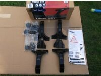Thule Roof Rack Brackets For water channel Fitting
