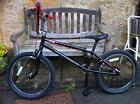 "EASTERN BMX ""BLACK"" FreeStyler (20"") Bike"