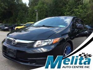 2012 Honda Civic Sedan EXL, New Tires, Fully Loaded
