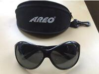 Brand New Ladies Areo Kardashian Style Sunglasses (in Matching Areo Case)