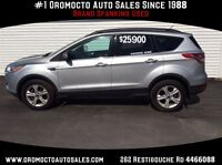 2014 Ford Escape Heated leather Seats, 14000 km
