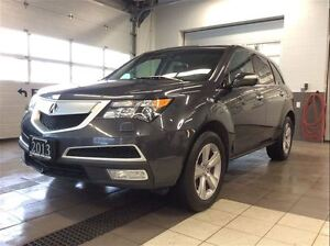 2013 Acura MDX Tech AWD - DVD - Nav - MINT!