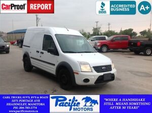 2011 Ford Transit Connect XLT w/o Rear Door Glass