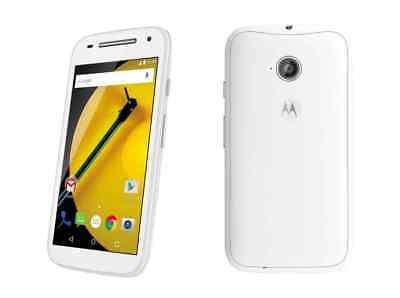 Brand New Motorola Moto E 2nd Generation 8GB Unlocked WIFI GPS 5MP Smartphone