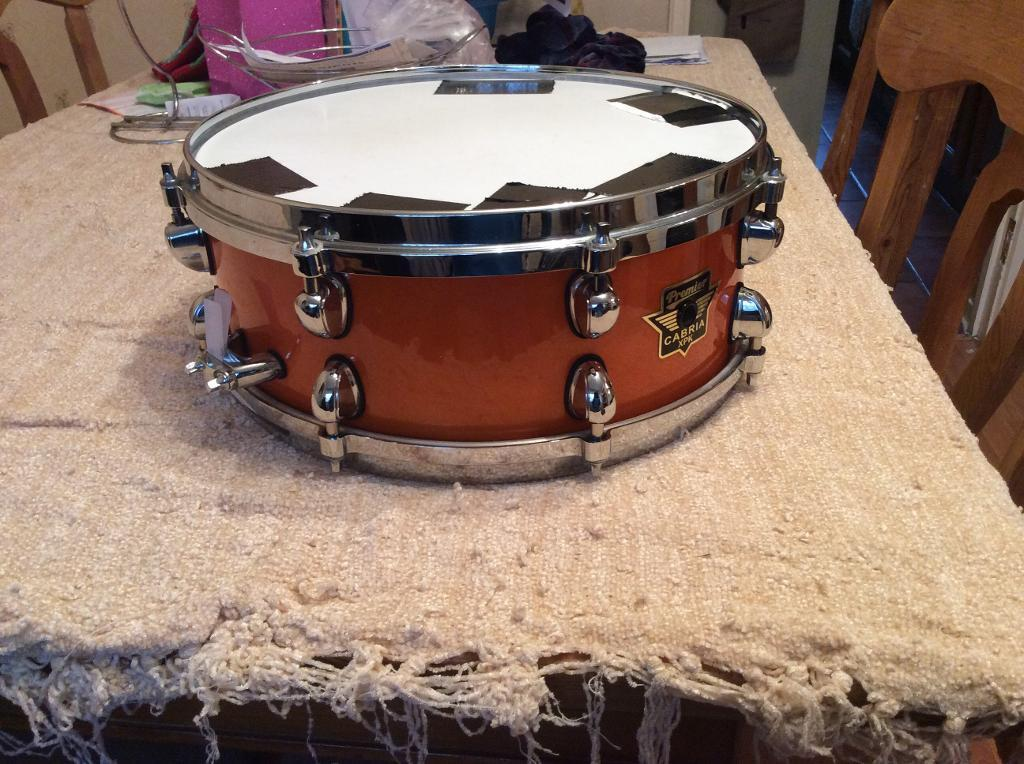 Premier Cabria snare for sale or swap