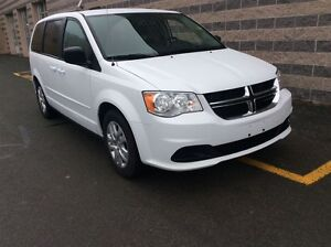 2016 Dodge Grand Caravan SXT/STOW N GO/REAR AC
