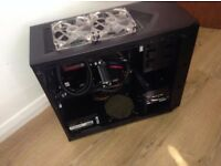 Skylake Gaming PC Water Cooled i5-6600K 16GB DDR4 GTX 960 4GB