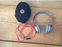 Beats by Dre Solo Hd Headphones Red