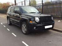 JEEP PATRIOT CRD LIMITED PX OR SWAP NEW MOT