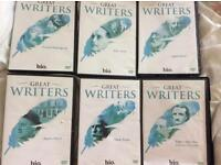 Great writers collection