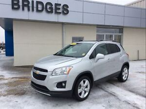 2013 Chevrolet Trax LTZ**VERY RARE FIND!!CHECK THIS UNIT OUT**
