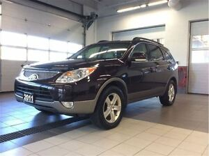 2011 Hyundai Veracruz GLS - Meticulously Maintained WOW!