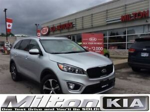 2017 Kia Sorento 2.0L EX Turbo*Blind-Spot Detection*