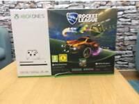 Xbox one s 500gb white with box