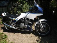 1988 yamaha xj 900 motor cycle