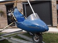 Microlight XL SE Aircraft £850 or swaps