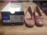 Flat shoes by Gabor size 6.5
