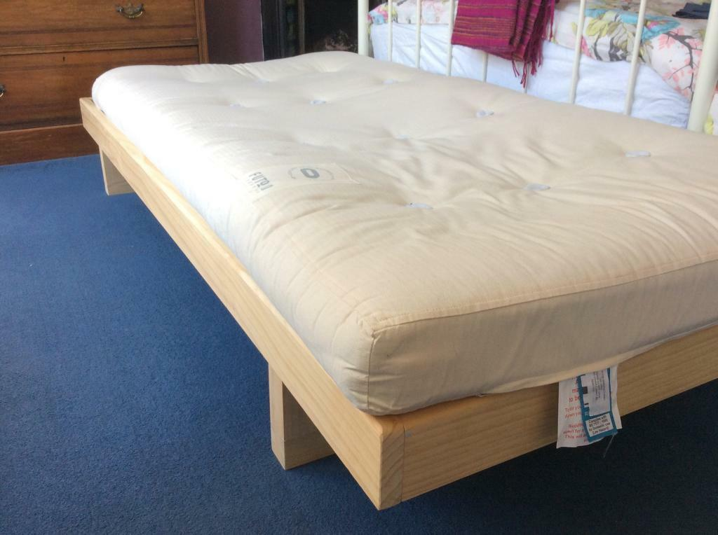 the best attitude 41f2d 4bf2d Futon company single futon bed | in Harrow, London | Gumtree