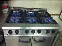 Falcon commercial cooker