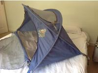 Little life travel cot/tent