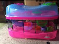 Lovely Imac fantasy hamster cage