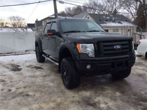 2010 Ford F-150 Lariat   Custom Lifted Truck Call Today!