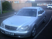 ** REDUCED AGAIN ** mercedes s class s320