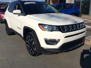 2017 Jeep Compass GET A CHRISTMAS GIFT WITH EVERY VEHICLE PURCHA