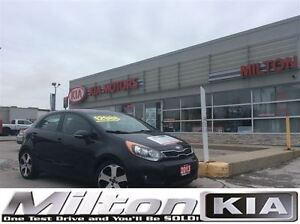 2013 Kia Rio SX | NAVIGATION | SUNROOF | LEATHER | HEATED SEATS