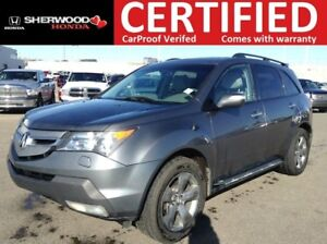 2008 Acura MDX Elite Package AWD| REMOTE START| POWER LIFTGATE