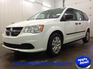 2016 Dodge Grand Caravan SE CVP Never Owned!!!