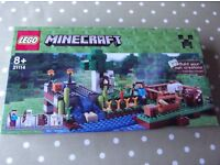 LEGO 21114 Minecraft The Farm Complete & Offered in VGC - cash on collection from Gosport Hampshire