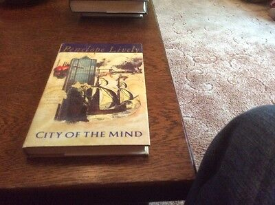 Penelope Lively – City of the mind - signed first edition