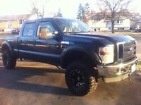 08 Ford f-350