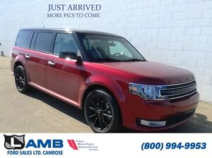 2016 Ford Flex AWD SEL Appearance Pkg Moonroof Navigation Remote