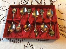 Collector's spoons