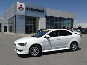 2010 Mitsubishi Lancer SE **AUTOMATIQUE**MAGS**AILERONS**AIR CLI