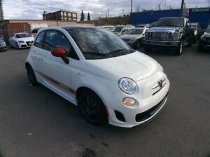 2013 Fiat 500 / ABARTH / 5 SPEED / TWO SETS RIMS AND TIRES