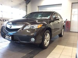 2014 Acura RDX AWD - Backup Cam - No Accidents