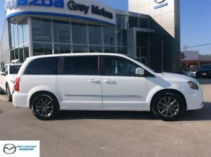 2015 Chrysler Town & Country S MODEL, NAVI, Leather, 7 Pass, loa