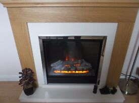Homebase fire and surround