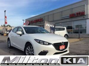 2014 Mazda MAZDA3 SPORT GS-SKY | ALLOYS | HEATED SEATS