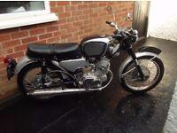 Classic 1965 Honda CB160 £4000 Firm