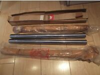 Classic Honda cb500T NOS fork stanchions