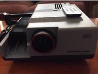 Braun Novamat 515AF Auto Focus 35mm slide projector