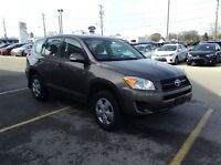 2012 Toyota RAV4 CRUISE TRAC CONTROL WELL MAINTAINED