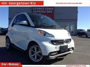 2013 smart fortwo ONE OWNER | PANO ROOF | ONLY 25, 240KMS | ALLO